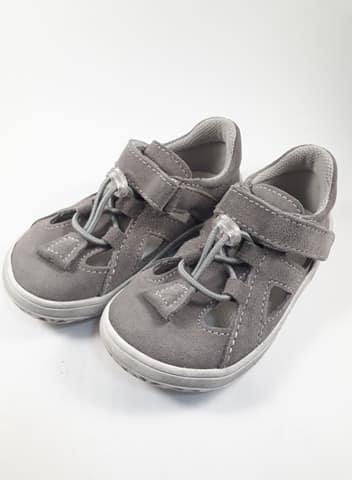 Jonap sandále - B9 - SLIM - Tmavosivé 2