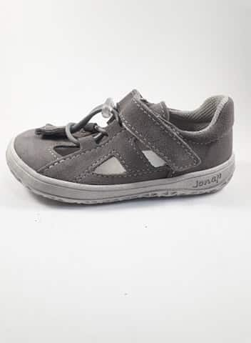 Jonap sandále - B9 - SLIM - Tmavosivé 1