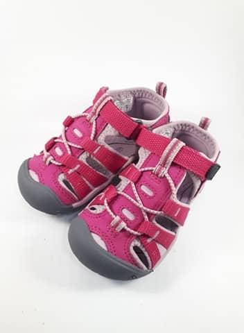 Sandále KEEN - SEACAMP II CNX Y - Very Berry/Dawn Pink veľ. 32/33-36 2