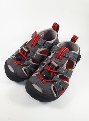 Sandále KEEN - SEACAMP II CNX C - Magnet/Drizzle veľ. 24-31 1