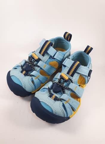 Sandále KEEN - SEACAMP II CNX Y - Petit Four/Keen Yellow veľ. 32/33-36 1