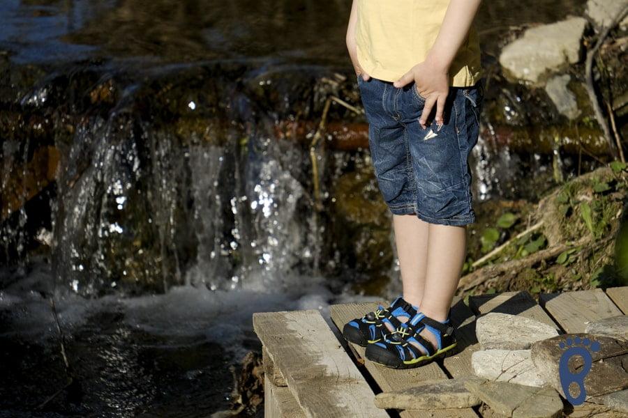 Športové sandále Keen. Skvelá voľba pre aktívne a zvedavé deti. 4