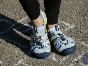 sportove sandale keen