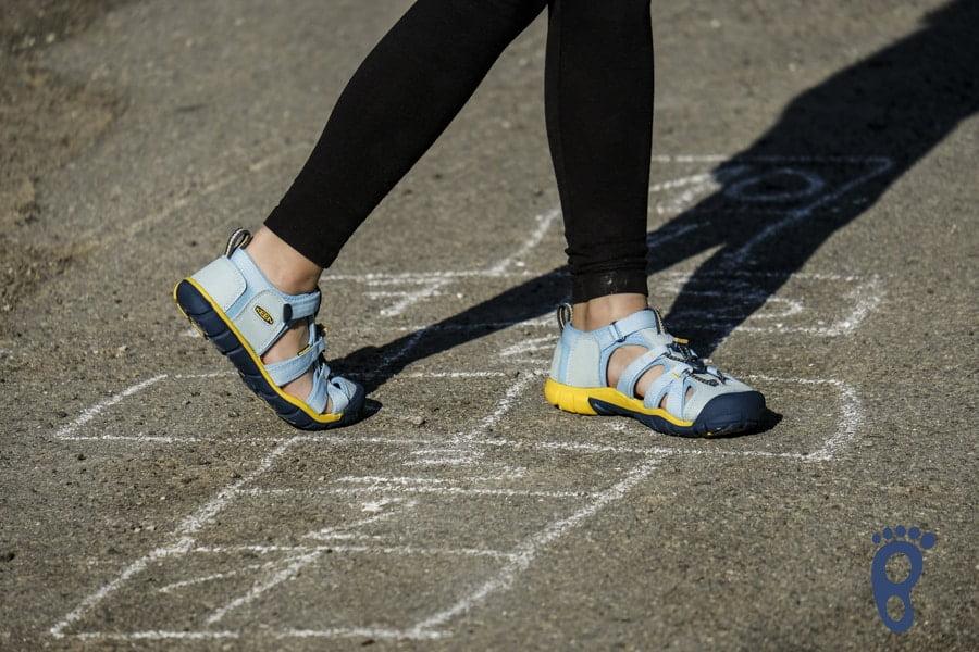 Športové sandále Keen. Skvelá voľba pre aktívne a zvedavé deti. 7