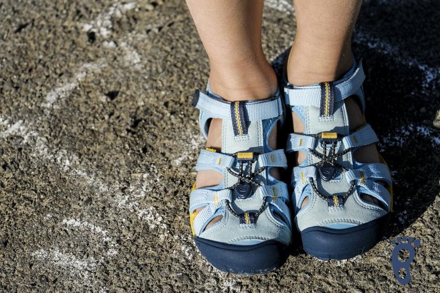 Športové sandále Keen. Skvelá voľba pre aktívne a zvedavé deti. 8