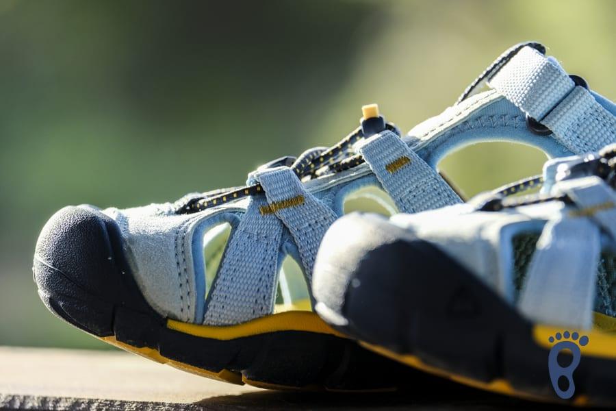 Športové sandále Keen. Skvelá voľba pre aktívne a zvedavé deti. 12