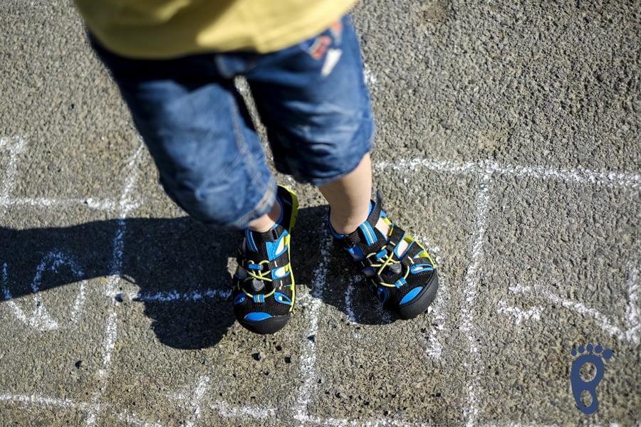 Športové sandále Keen. Skvelá voľba pre aktívne a zvedavé deti. 1