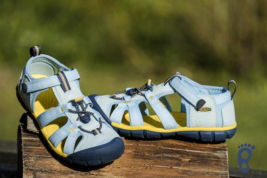 Športové sandále Keen. Skvelá voľba pre aktívne a zvedavé deti. 13