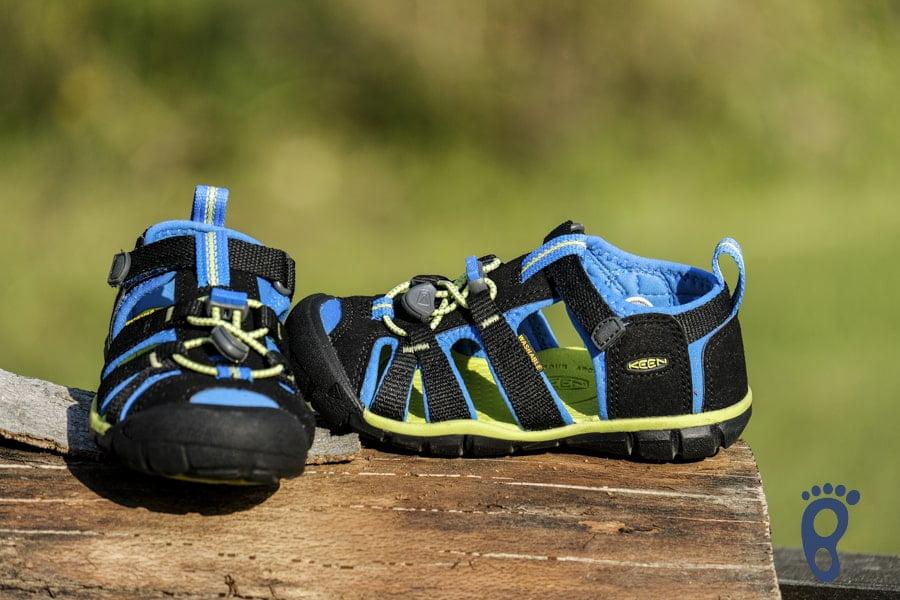Športové sandále Keen. Skvelá voľba pre aktívne a zvedavé deti. 14