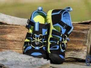 detske barefoot sandale Keen