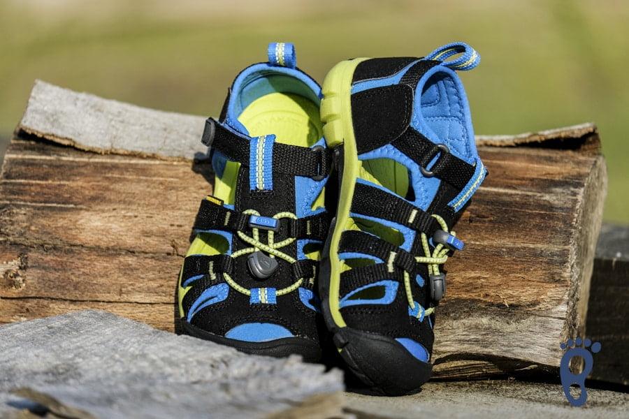 Športové sandále Keen. Skvelá voľba pre aktívne a zvedavé deti. 10