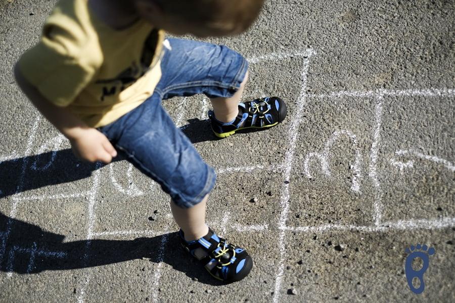 detske sportove sandale keen