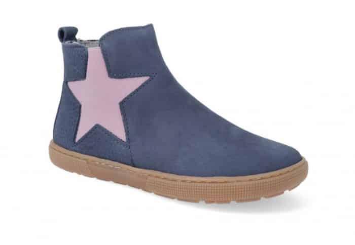 koel4kids koel barefoot topanky zateplene cizmy hydro warm blue