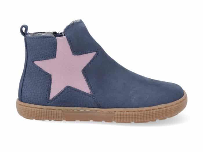KOEL4KIDS - Barefoot čižmy HYDRO WARM BLUE - Dospelí 1