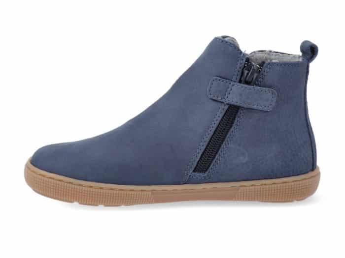 KOEL4KIDS - Barefoot čižmy HYDRO WARM BLUE - Dospelí 3