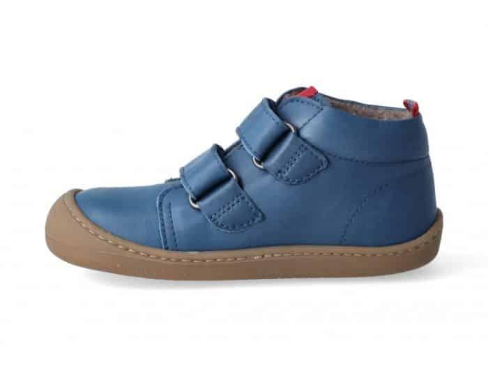 Koel4kids - PLUS Nappa Fleece - Blue 2