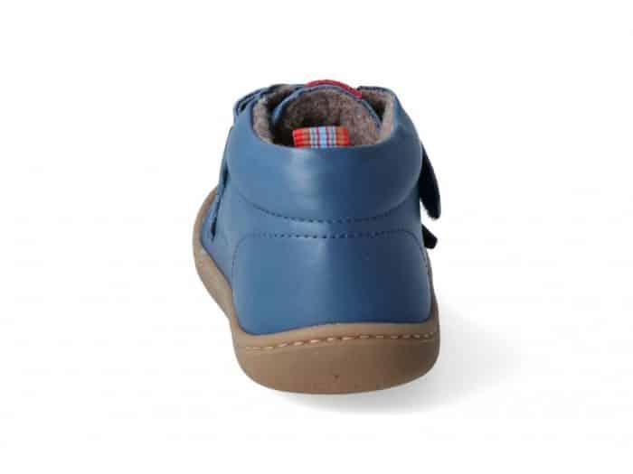 Koel4kids - PLUS Nappa Fleece - Blue 3
