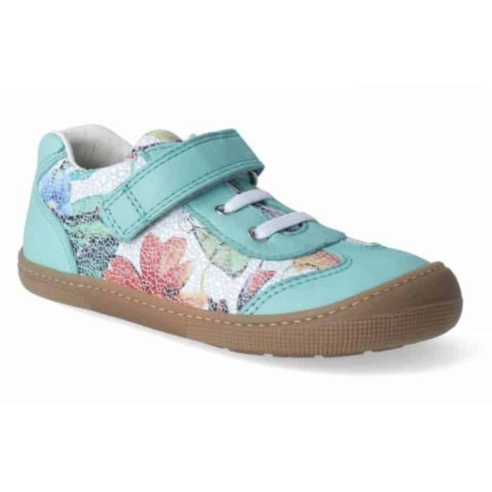 koel4kids bernardinho laces aqua flower