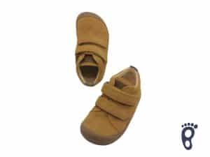 koel korkid velour ocra barefoot