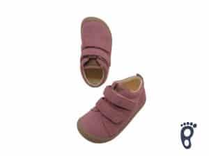 koel korkid velour pink barefoot