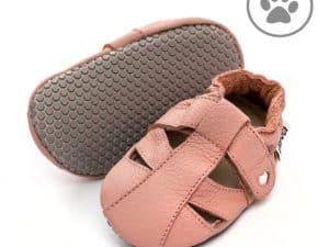 liliputi paws sandalky cotton candy