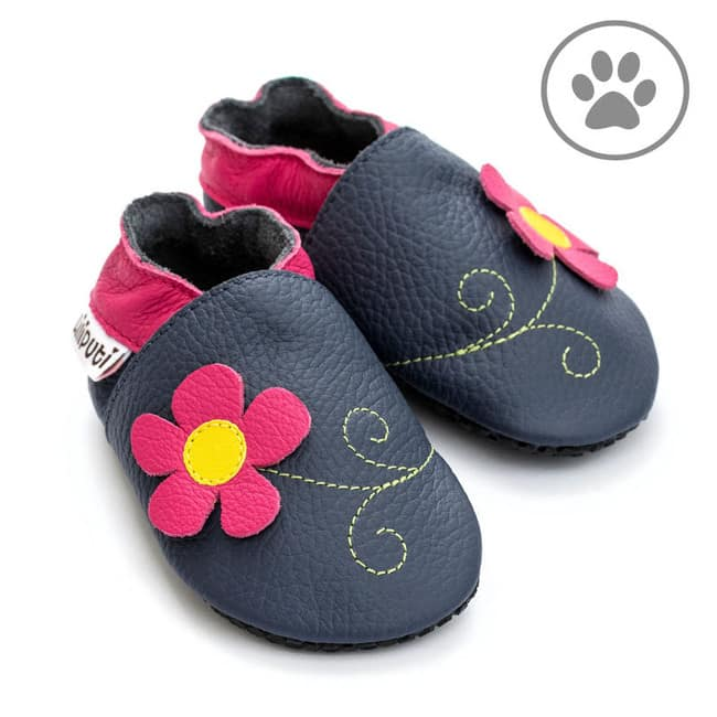 Liliputi - Paws Flower - topánočky 1