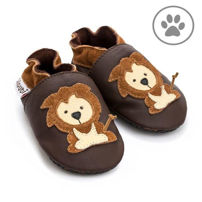 Liliputi - Paws Lion - topánočky 1