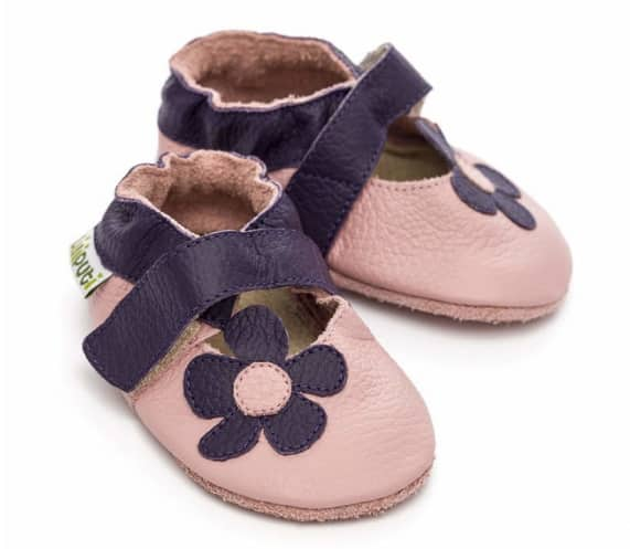 Liliputi - Lilac - sandálky 1
