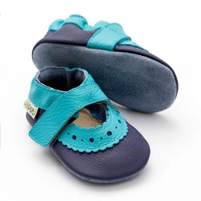 liliputi sandals sahara blue