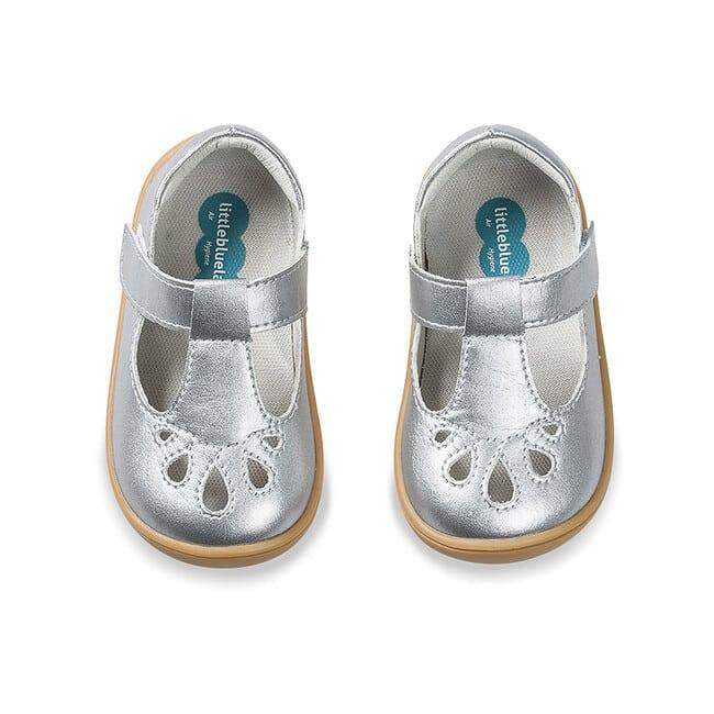 Little Blue Lamb - Perla silver - Sandálky 3