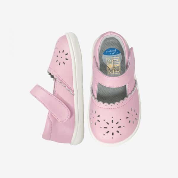 little blue lamb pink sandals