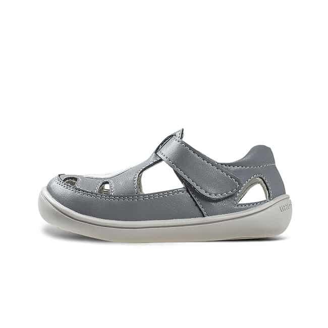 Little Blue Lamb - Padi grey - Sandálky 1