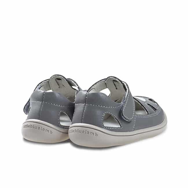 Little Blue Lamb - Padi grey - Sandálky 2