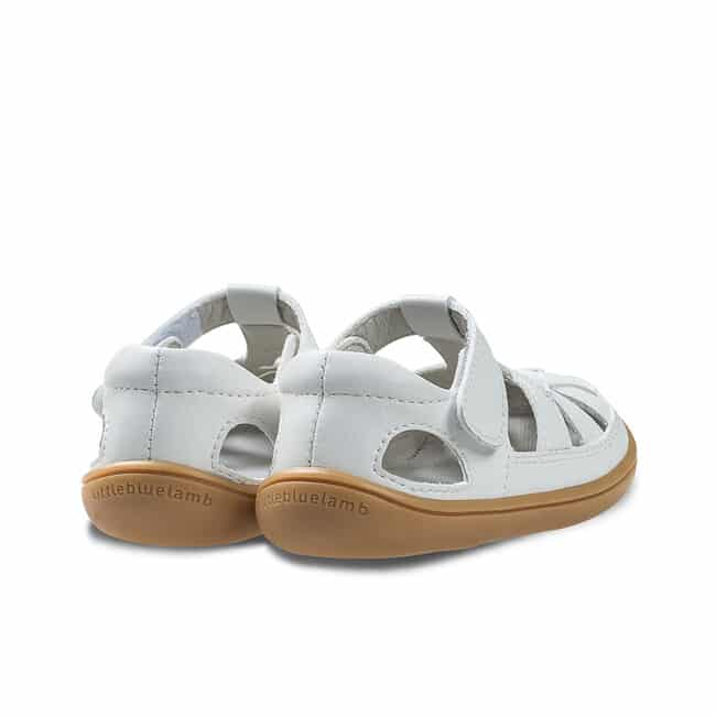 Little Blue Lamb - Panga White - Sandálky 1