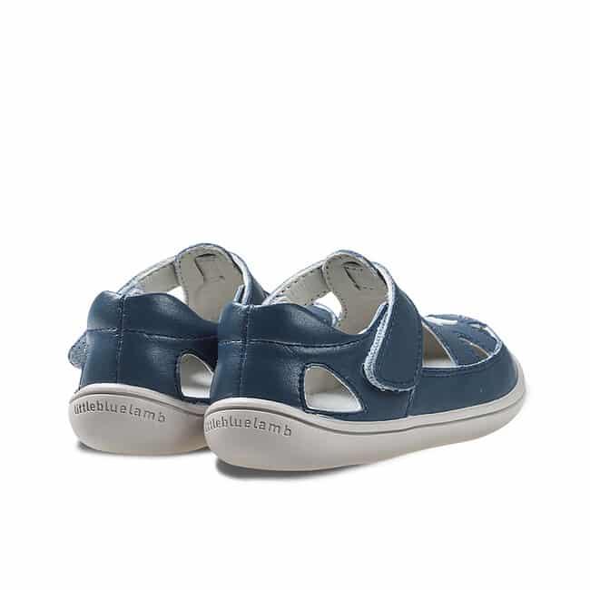 Little Blue Lamb - Port Navy - Sandálky 3