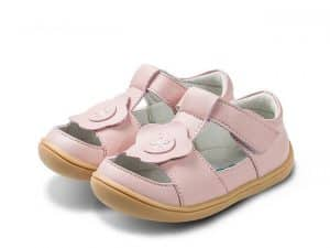 little blue lamb sandalky barefoot pretty pink