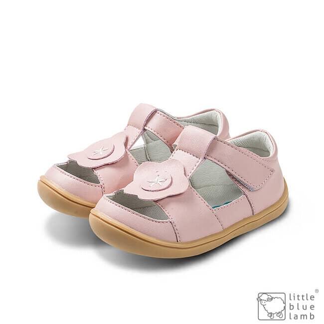 little blue lamb sandalky barefoot pretty pink