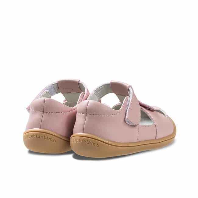 Little Blue Lamb - Pretty Pink - Sandálky 2