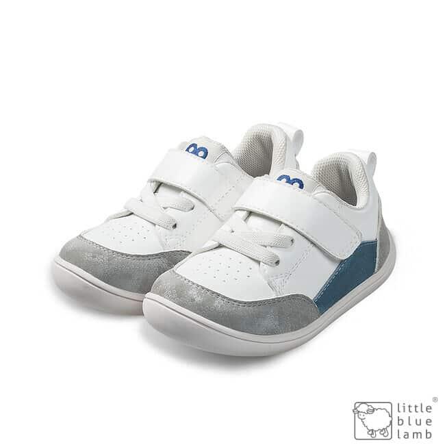 little blue lamb tenisky barefoot pabsi blue prve kroky detske tenisky