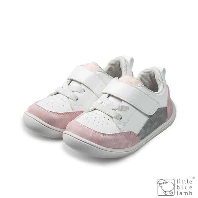 little blue lamb tenisk barefoot pabsi pink