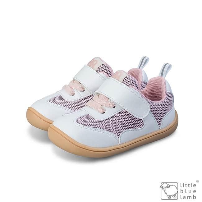 little blue lamb barefoot tenisky primo pink