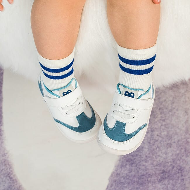 Little Blue Lamb - Parri Blue - Tenisky 4