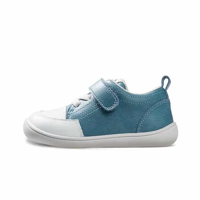 Little Blue Lamb - Pastel Blue - Tenisky 1