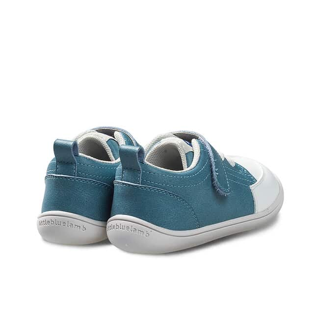 Little Blue Lamb - Pastel Blue - Tenisky 2