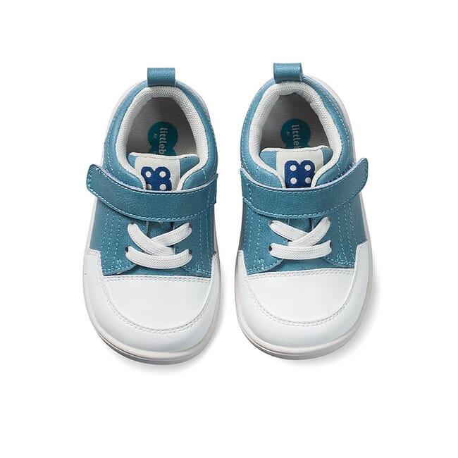 Little Blue Lamb - Pastel Blue - Tenisky 3