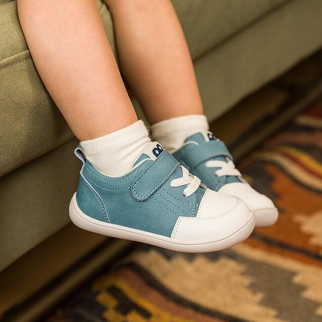 Little Blue Lamb - Pastel Blue - Tenisky 4
