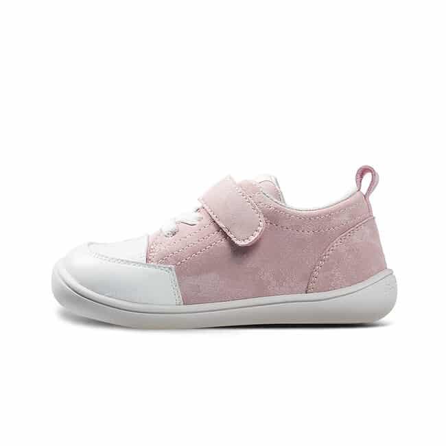 Little Blue Lamb - Pastel Pink - Tenisky 1