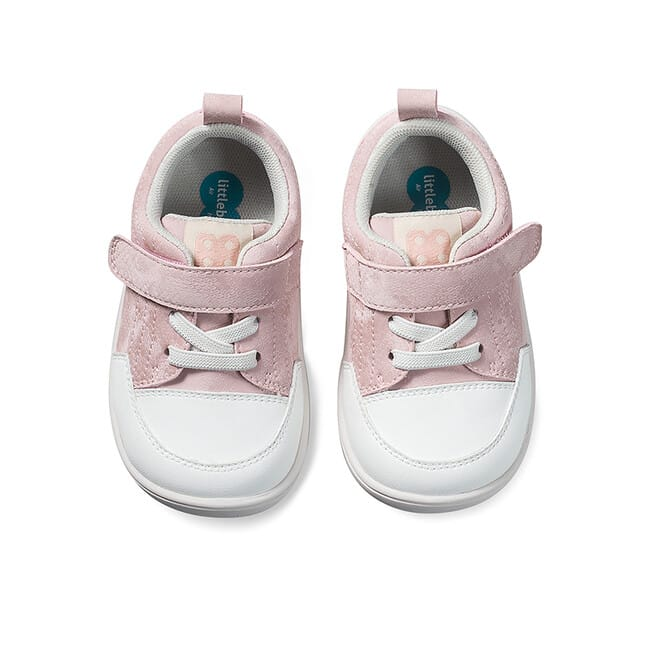 Little Blue Lamb - Pastel Pink - Tenisky 3