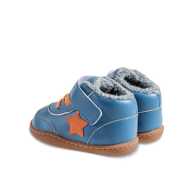 Little Blue Lamb - Beck Blue - Zimná obuv 2