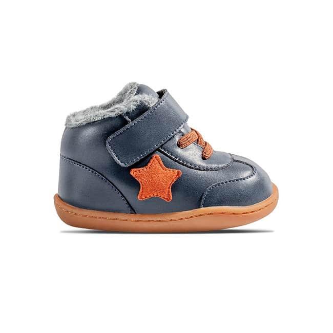 Little Blue Lamb - Beck Navy - Zimná obuv 1
